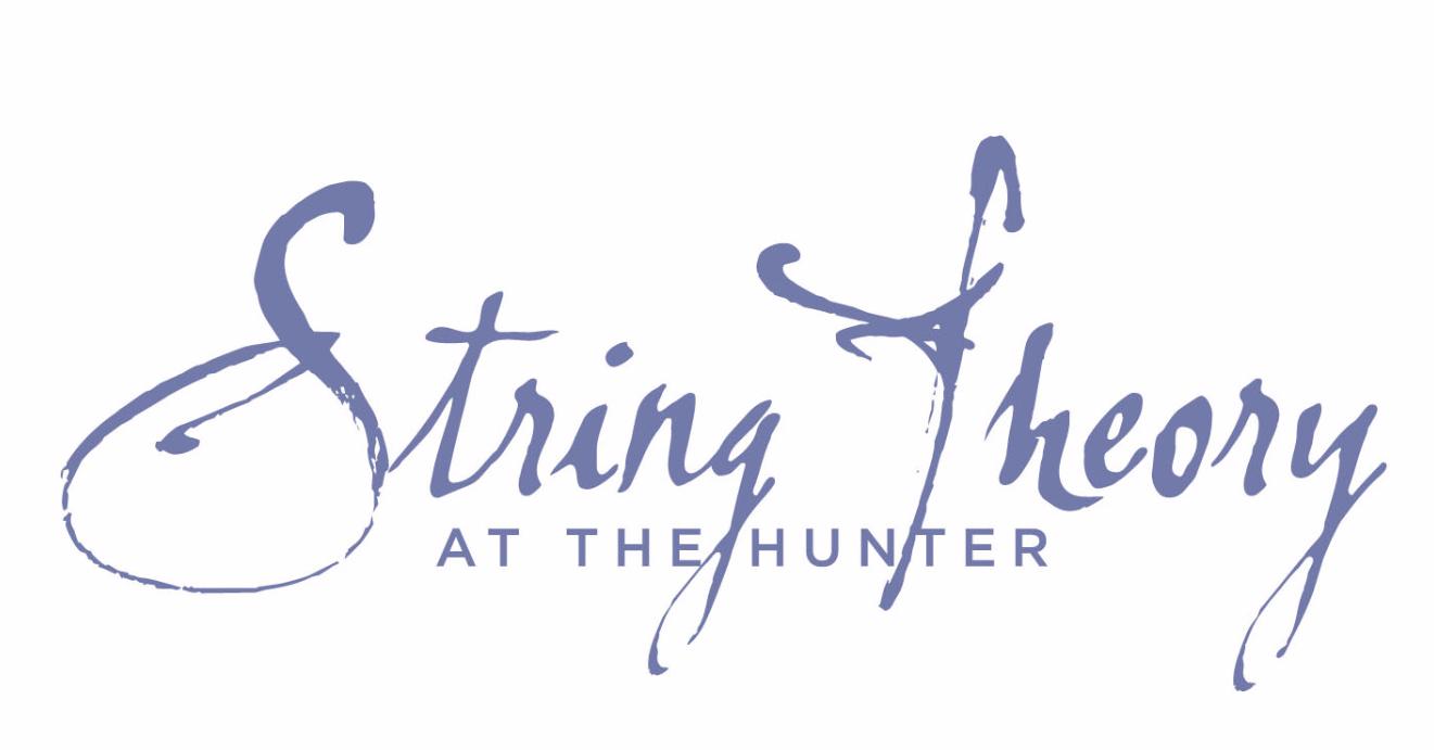 String Theory at the Hunter logo.