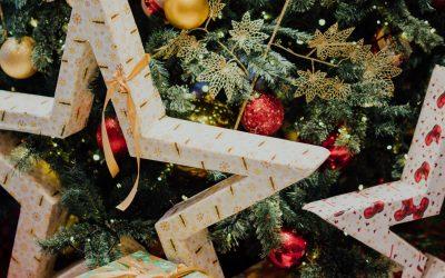 3D Paper Ornaments